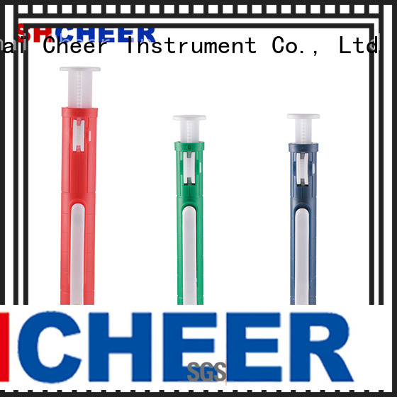 Cheer pipette dispenser pump equipment biochemistry