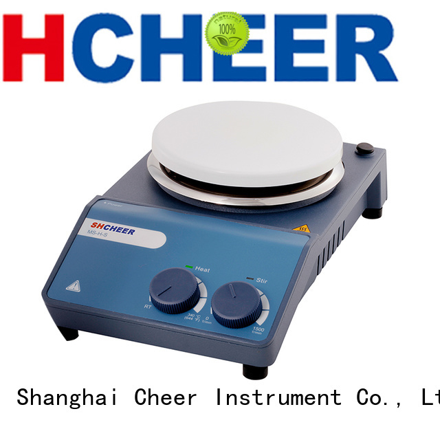 Cheer magnetic hotplate stirrer supplier biochemistry
