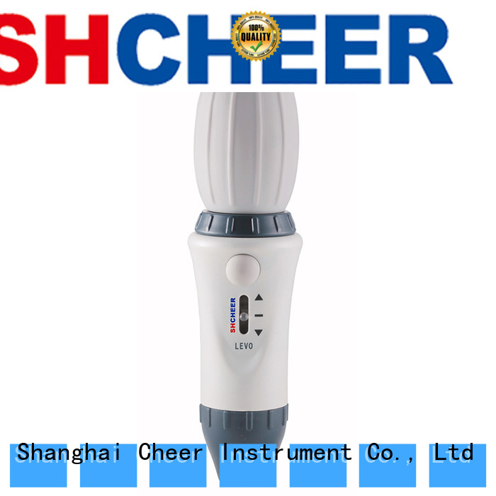 Cheer electronic pipette controller equipment clinical diagnostics