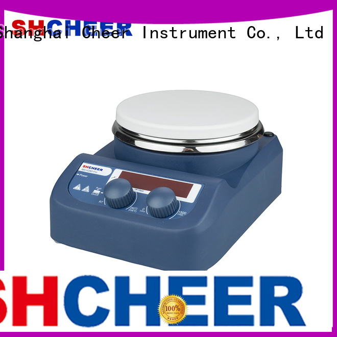 Cheer electric best hot plate stirrer supplier for lab instrument