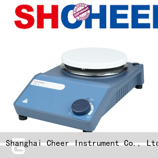 Cheer professional laboratory mixer stirrer for lab instrument