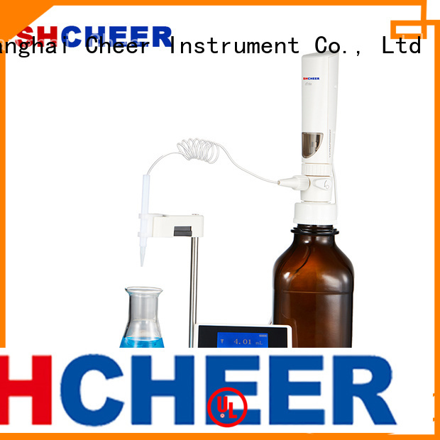 Cheer motorized autotitrator products hospital
