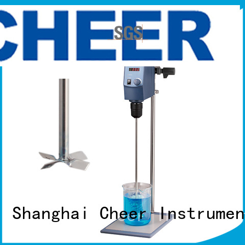 Cheer digital laboratory overhead stirrer products medical industry