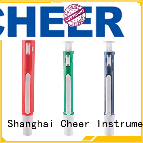 Cheer digital pipette suction pump machine medical industry