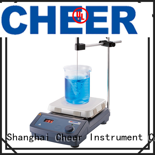 Cheer stirrer magnetic hot plate supplier clinical diagnostics