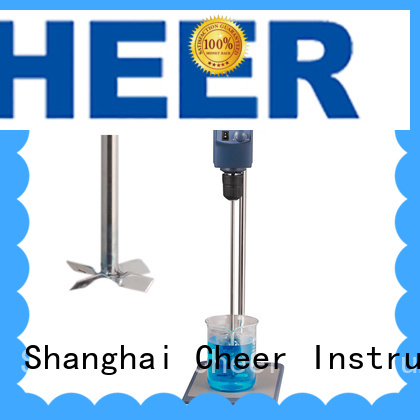 Cheer digital lab overhead stirrer machine hospital