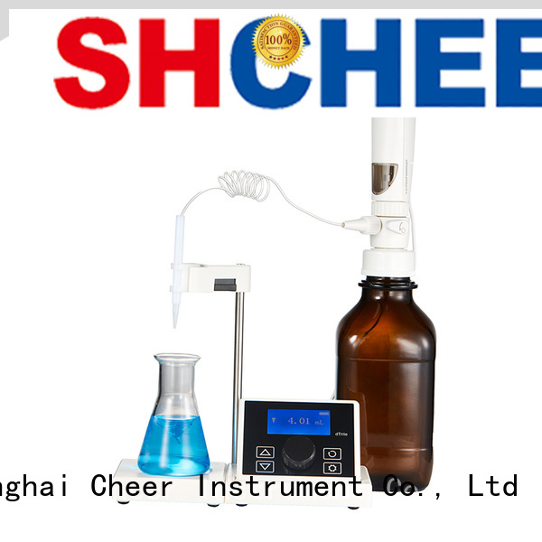 top autotitrator machine for lab instrument