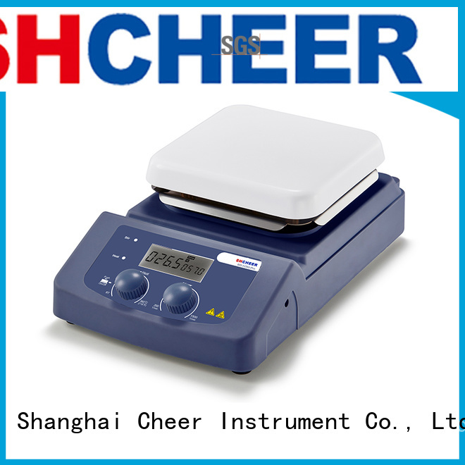 Cheer thermolyne hot plate stirrer supplier in laboratory
