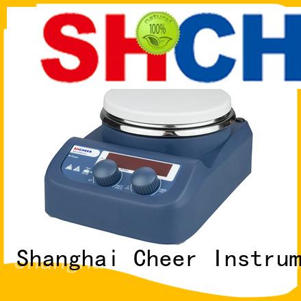 Cheer magnetic hotplate stirrer equipment for lab instrument