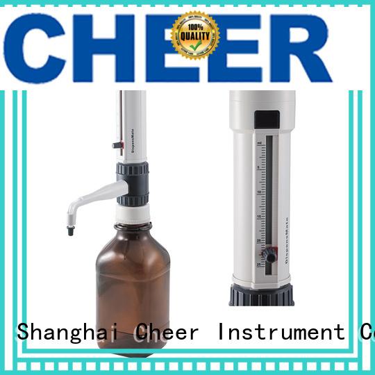 automatic bottle top liquid dispenser biochemistry