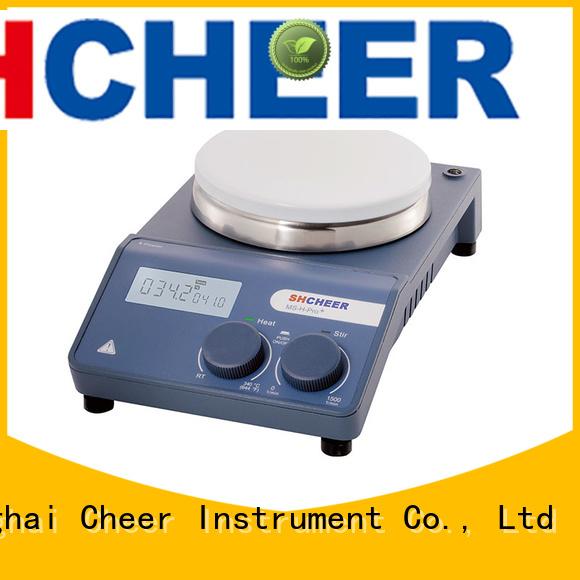 hotplate stirrer equipment in laboratory