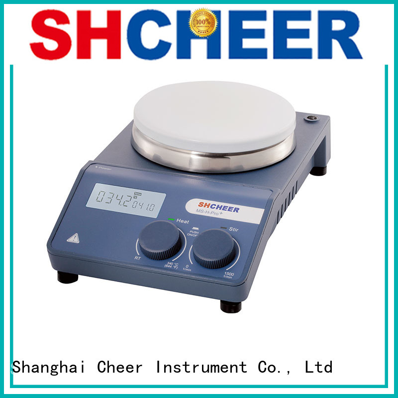 Cheer electric hotplate stirrer equipment for lab instrument
