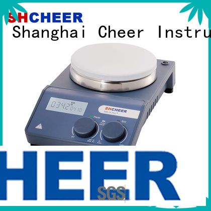 Cheer adjustable best hot plate stirrer equipment hospital
