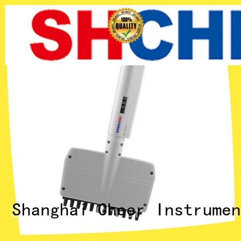 Cheer multichannel best multichannel pipette equipment for lab instrument
