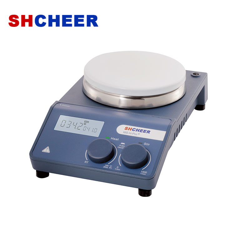 Hotplate Stirrer With 100-1500rpm Speed MS-H-PRO+