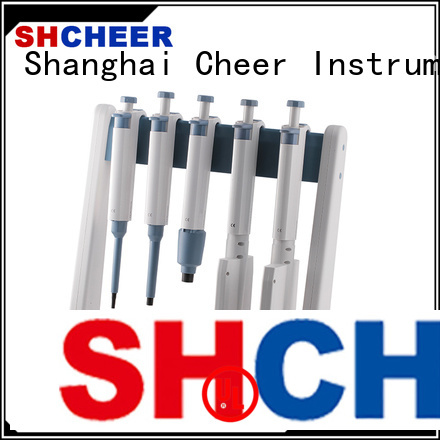 Cheer micropipette stand machine for lab instrument