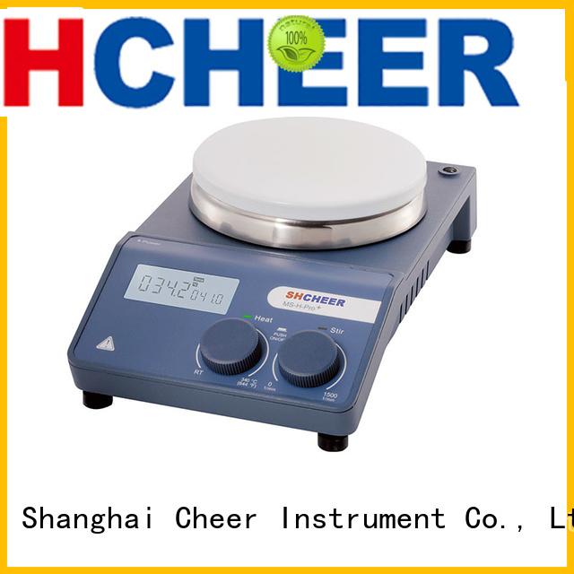 Cheer best hot plate stirrer machine clinical diagnostics
