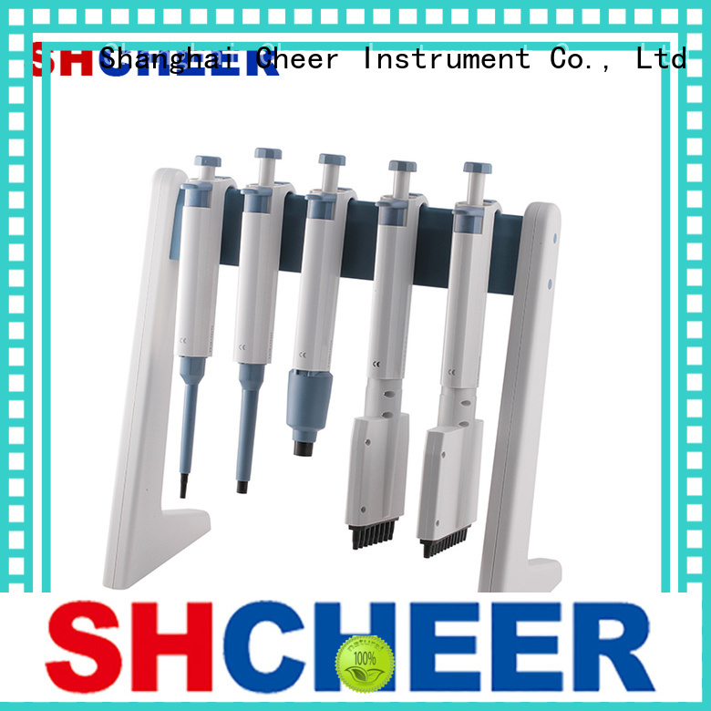 adjustable linear pipette stand supplier biochemistry