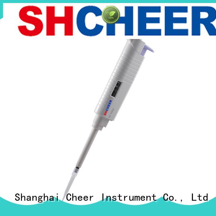 Cheer pipette pipettor machine On Biomedicine