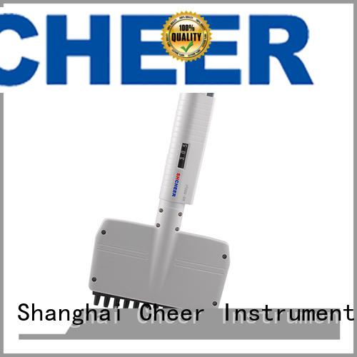 Cheer multichannel micropipette machine On Biomedicine
