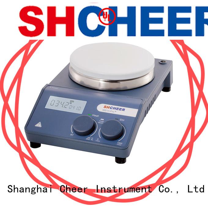 adjustable magnetic hotplate stirrer equipment medical industry