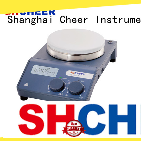Cheer magnetic hotplate stirrer products On Biomedicine