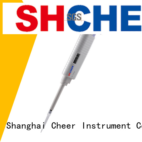 Cheer pipette pipettor supplier On Biomedicine