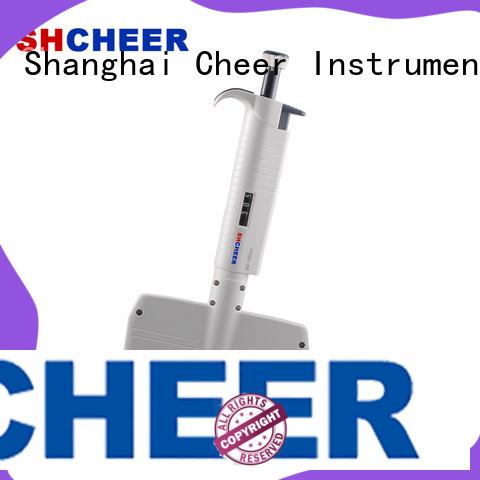 best multichannel pipette supplier for lab instrument Cheer