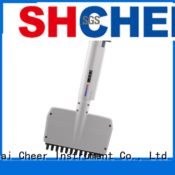 Cheer best multichannel pipette products On Biomedicine