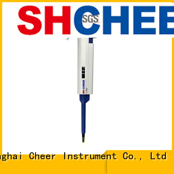 Cheer adjustable pipette supplier in laboratory