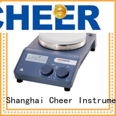 Cheer best hot plate stirrer equipment medical industry