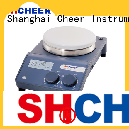 Cheer best hot plate stirrer supplier medical industry