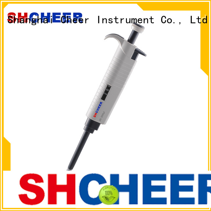 Cheer electric mechanical pipette equipment hospital