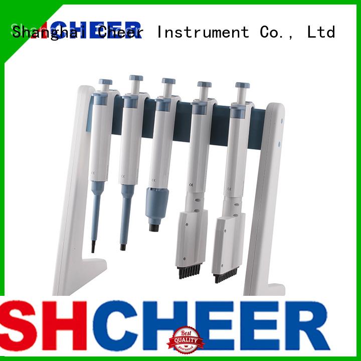 Cheer micropipette stand biochemistry