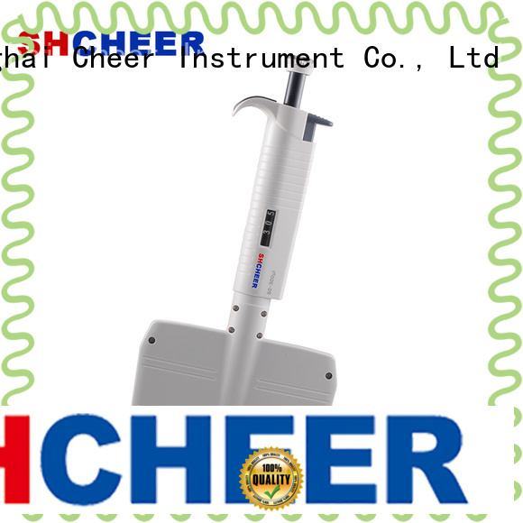 Cheer electric best multichannel pipette machine hospital