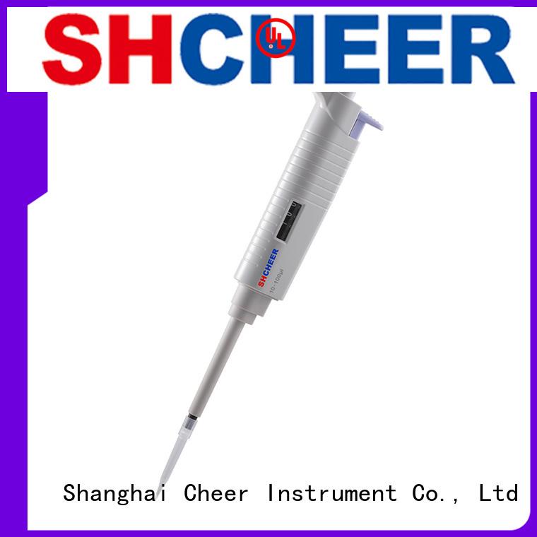 adjustable scientific pipette equipment On Biomedicine
