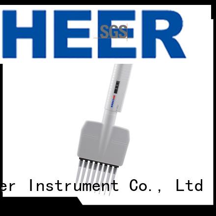 Cheer adjustable biohit micropipette machine for lab instrument