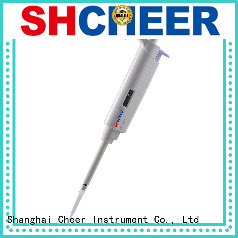 electric single channel electronic pipette equipment biochemistry