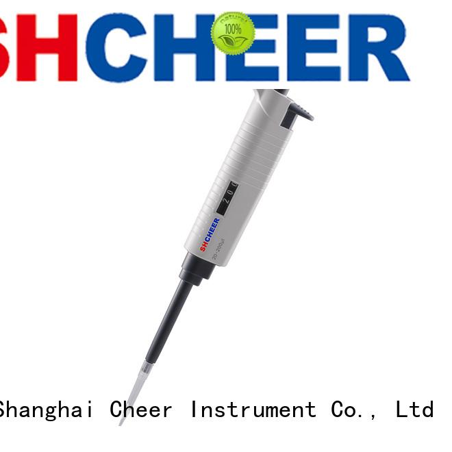 electric mechanical pipette biochemistry