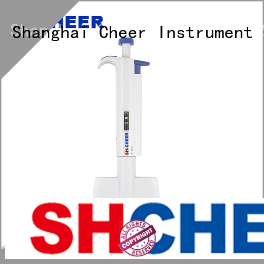 Cheer best multichannel pipette supplier clinical diagnostics