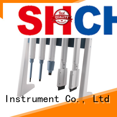 variable micropipette stand biochemistry