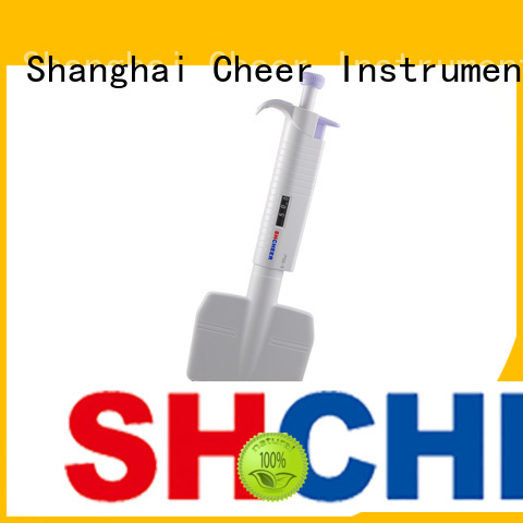 electric multichannel micropipette supplier for lab instrument