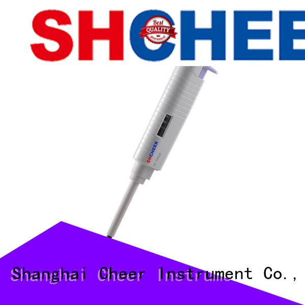 Cheer adjustable lab pipette machine medical industry