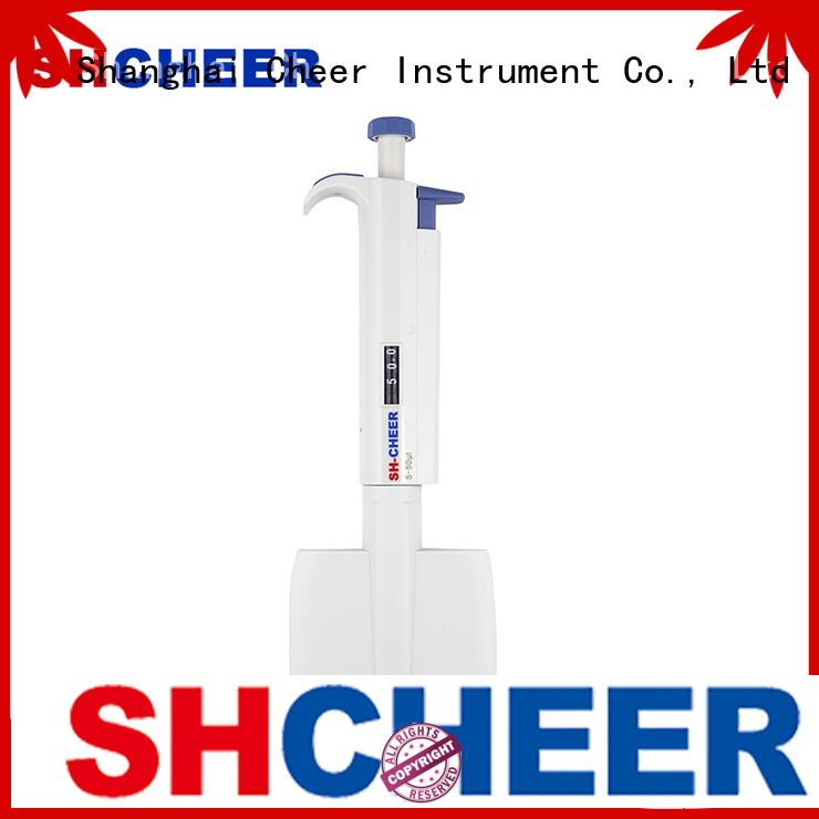 Cheer multichannel best multichannel pipette supplier clinical diagnostics