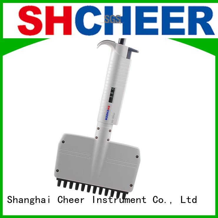 Cheer best multichannel pipette products medical industry