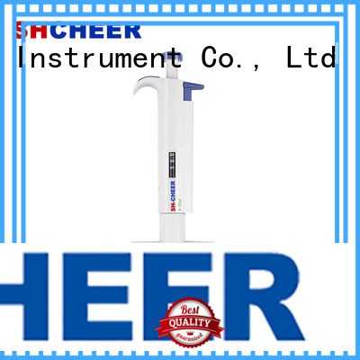 Cheer multichannel pipette 1000ul supplier medical industry