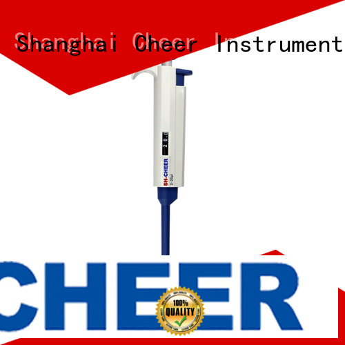adjustable mechanical pipette machine medical industry