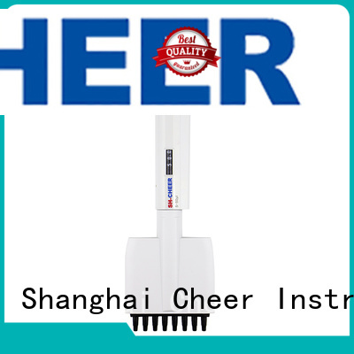 Cheer digital best multichannel pipette products in laboratory