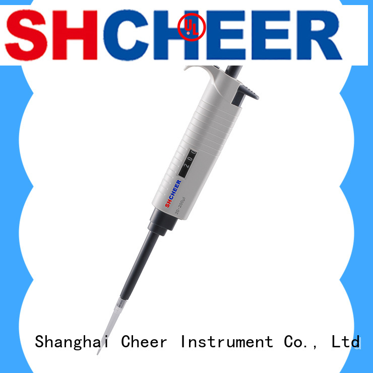 Cheer ergonomic pipettes machine clinical diagnostics