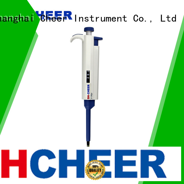 Cheer adjustable mechanical pipette biochemistry
